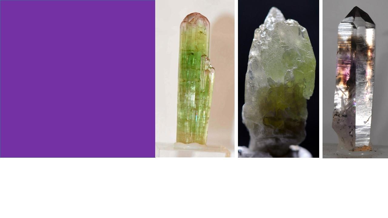 Minéraux d'exception